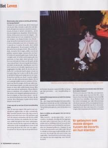 Marian Donner in Vrij Nederland 3